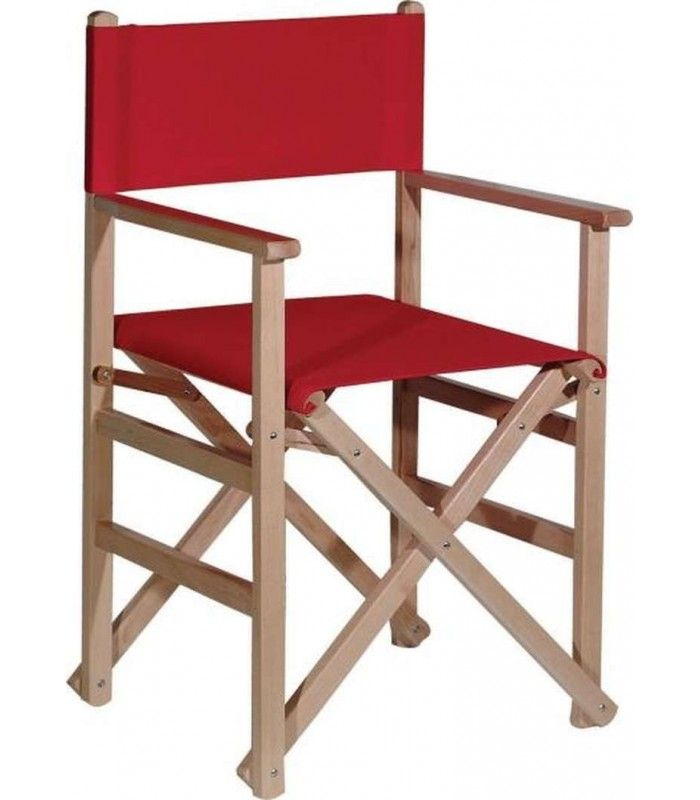 Silla plegable de director - Sillas de carton plegables ...