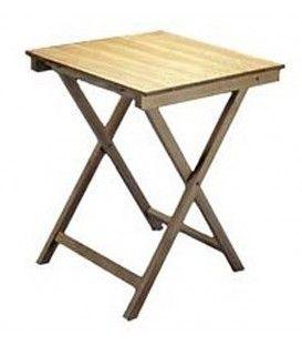 Mesas plegables de madera la web del confort - Mesas de madera plegables para exterior ...