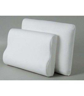 Almohada cervical de fibra de poliéster