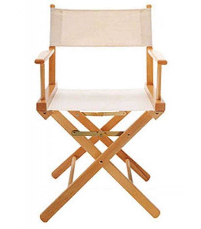 Fundas Sillas Director.Sillon Clasico Director De Cine