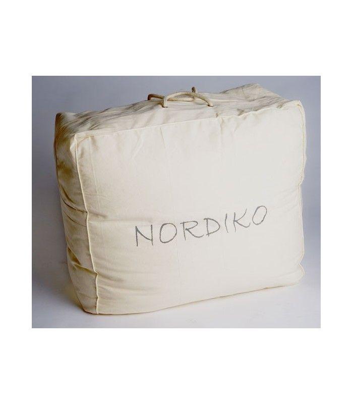 Edredon Nórdico relleno 100% de Plumón de oca siberiana (Duvet)