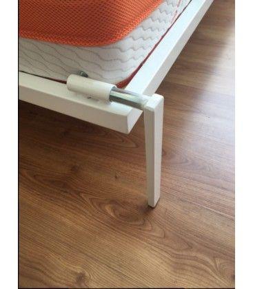 Cama Metálica abatible en horizontal